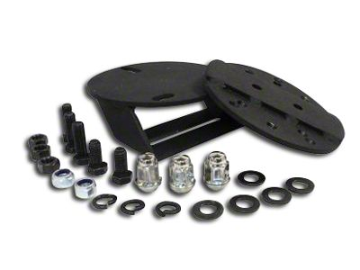 RT Off-Road Spare Tire Spacer (87-18 Jeep Wrangler YJ, TJ & JK)
