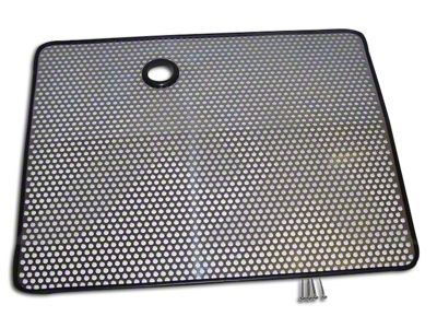 RT Off-Road Bug Screen - Stainless Steel (87-95 Jeep Wrangler YJ)