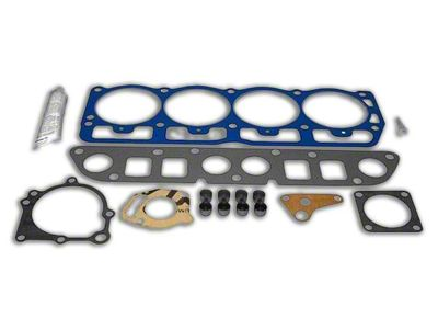 Omix-ADA Upper Engine Gasket Set (94-02 2.5L Jeep Wrangler YJ & TJ)