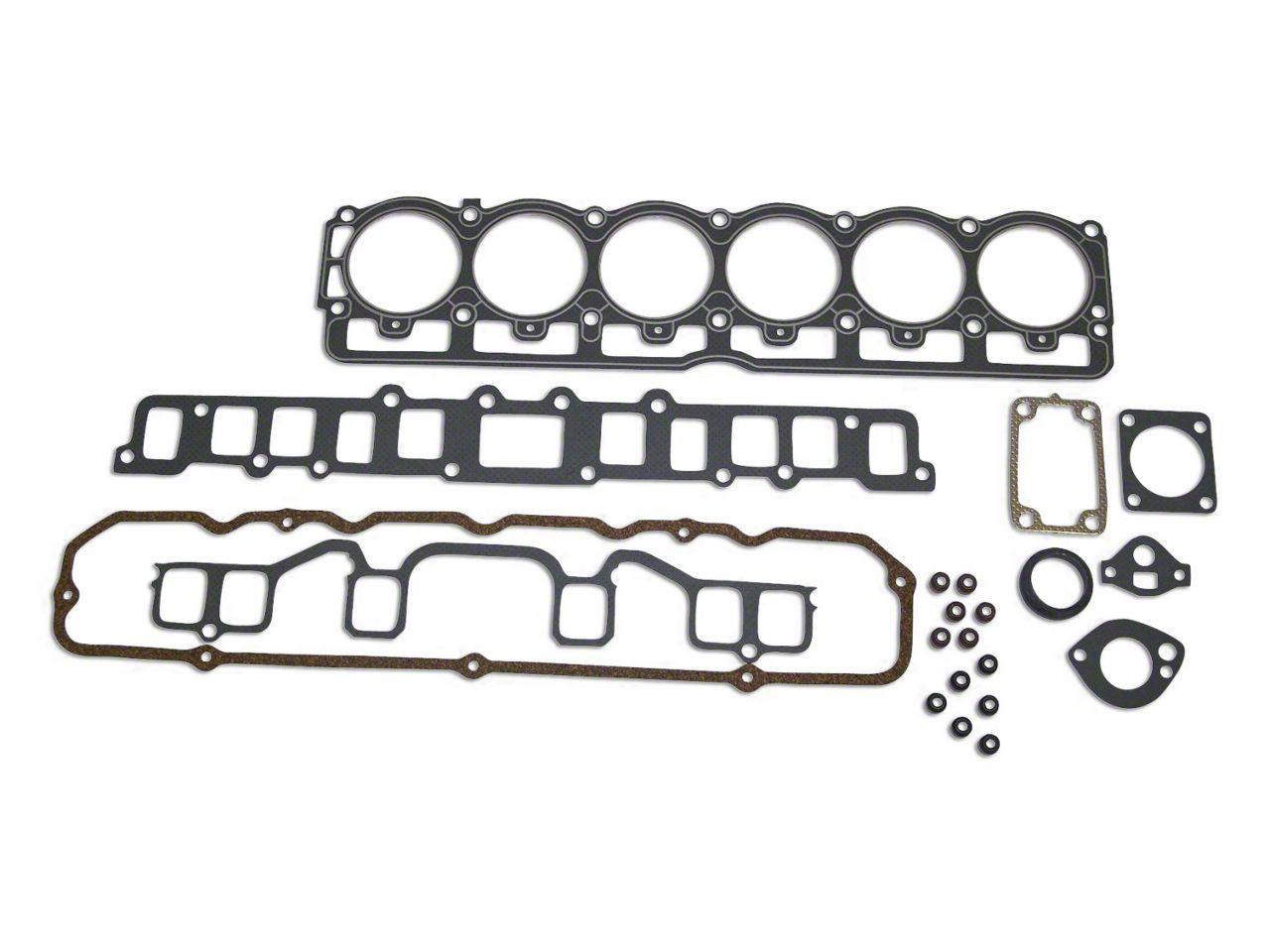 Omix-ADA Upper Engine Gasket Set (87-90 4.2L Jeep Wrangler YJ)