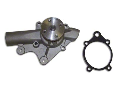 Omix-ADA Water Pump for V-Belt Systems (87-90 2.5L or 4.2L Jeep Wrangler YJ)