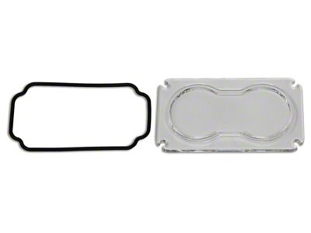 Baja Designs S2 Series Lens Kit - Spot Beam (87-19 Jeep Wrangler YJ, TJ, JK & JL)