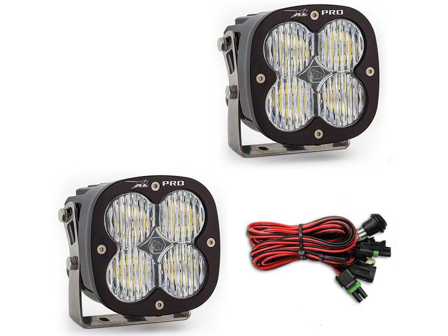 Baja Designs XL Pro LED Light - Wide Cornering Beam - Pair