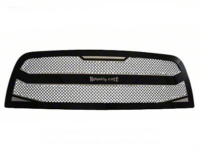 Royalty Core RC4 Layered Grille - Black (97-06 Jeep Wrangler TJ)