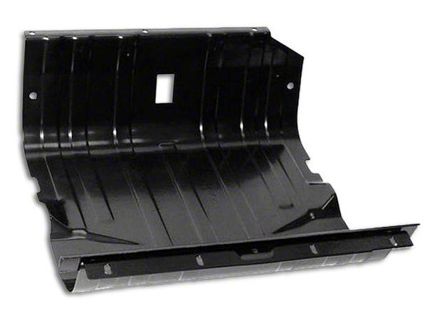 Omix-ADA 15 Gallon Fuel Tank Skid Plate (87-90 Jeep Wrangler YJ)