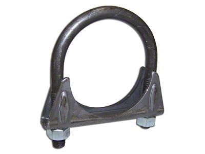 2-1/4 in. Exhaust Clamp (87-06 Jeep Wrangler YJ & TJ)