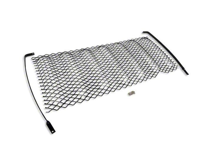 RT Off-Road 3D Grille Inserts - Gloss Black (07-18 Jeep Wrangler JK)