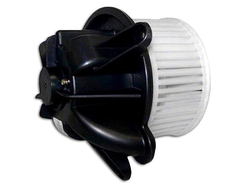 Omix-ADA Blower Motor (98-01 Jeep Wrangler TJ w/ Heater & A/C)