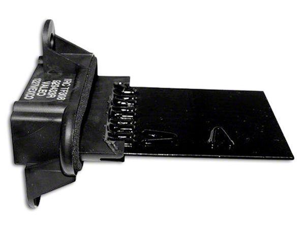 Crown Automotive Blower Motor Resistor (02-06 Jeep Wrangler TJ)