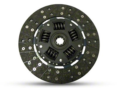 Vintage Clutch Disc - 10 Spline (87-99 4.0L or 4.2L Jeep Wrangler YJ & TJ)