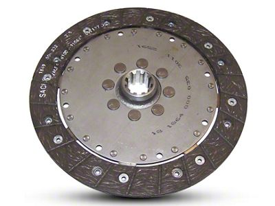 Crown Automotive Clutch Disc - 10 Spline (05-06 2.4L Jeep Wrangler TJ)