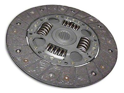 Omix-ADA Clutch Disc - 14 Spline (91-95 2.5L Jeep Wrangler YJ)