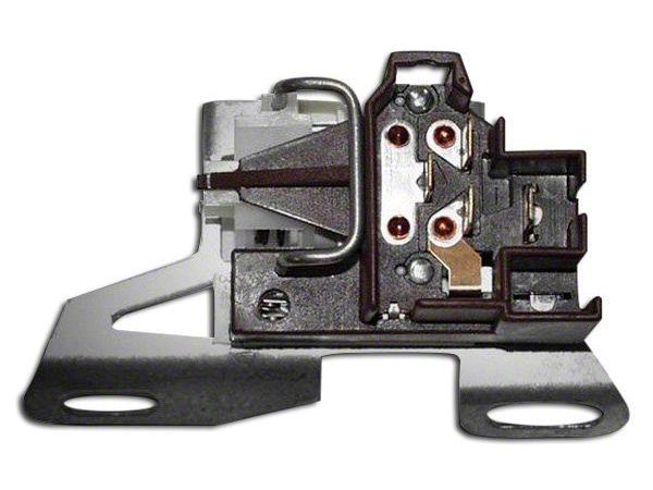 Omix-ADA Column Shift Headlight Dimmer Switch (89-95 Jeep Wrangler YJ)