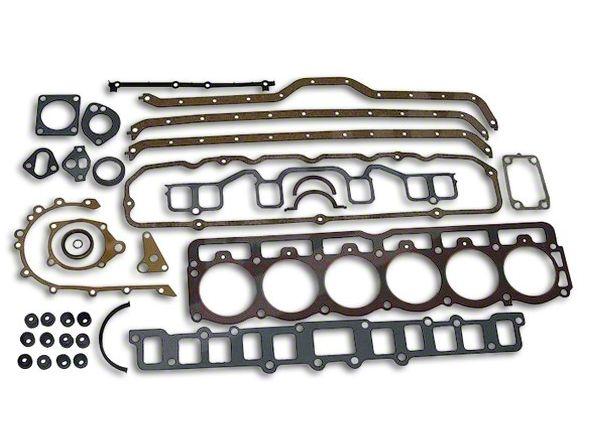 Vintage Complete Engine Gasket Set (87-90 4.2L Jeep Wrangler YJ)