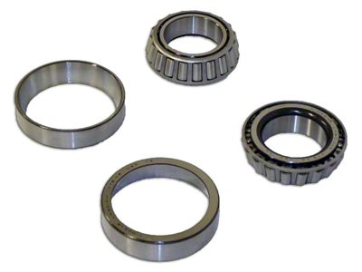 Omix-ADA Dana 30 Front Axle Differential Carrier Bearing Kit (97-18 Jeep Wrangler TJ & JK)