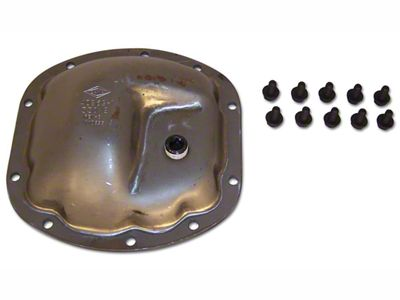 Crown Automotive Dana 30 Front Axle Differential Cover Kit (97-18 Jeep Wrangler TJ & JK)