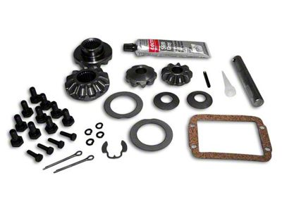 Omix-ADA Dana 30 Front Axle Differential Gear Kit (90-06 Jeep Wrangler YJ & TJ)