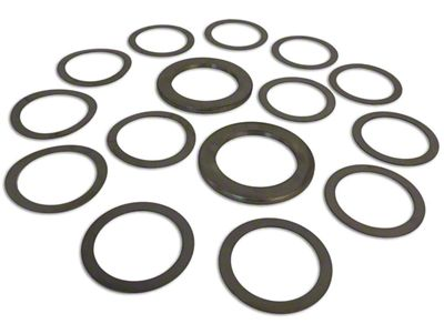 Omix-ADA Dana 35 Rear Axle Differential Carrier Shim Kit (87-07 Jeep Wrangler YJ, TJ & JK)