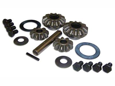 Crown Automotive Dana 35 Rear Axle Differential Gear Kit (2007 Jeep Wrangler JK)