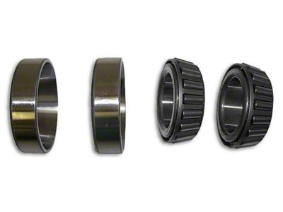 Omix-ADA Dana 44 Front Axle Differential Carrier Bearing Kit (07-18 Jeep Wrangler JK)