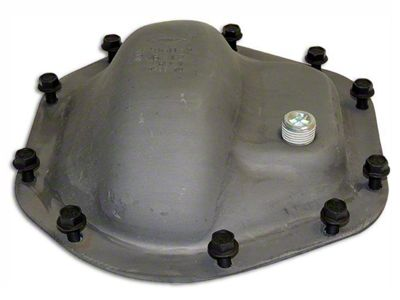 Crown Automotive Dana 44 Front Axle Differential Cover (03-18 Jeep Wrangler TJ & JK)