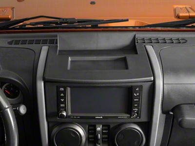 RT Off-Road Dash Tray (07-10 Jeep Wrangler JK)