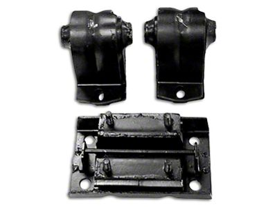 Crown Automotive Engine Mount Kit (97-06 2.4L or 2.5L Jeep Wrangler TJ)