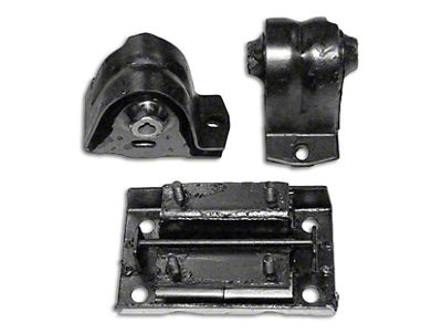Omix-ADA Engine Mount Kit (97-06 4.0L Jeep Wrangler TJ)
