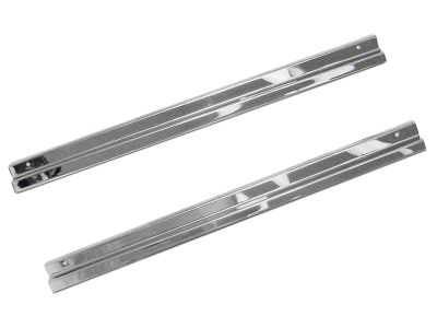 RT Off-Road Entry Guard Set - Stainless Steel (97-06 Jeep Wrangler TJ)