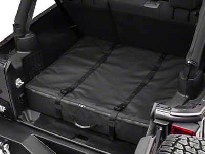 RT Off-Road Freedom Top Panel Storage Bag - Black (07-18 Jeep Wrangler JK)
