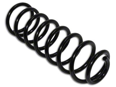 Crown Automotive Front Coil Spring (97-06 Jeep Wrangler TJ)