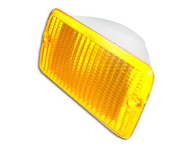 Omix-ADA Front Left Parking Light (97-03 Jeep Wrangler TJ)
