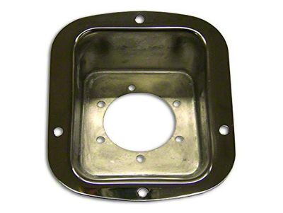 RT Off-Road Fuel Neck Protector (87-95 Jeep Wrangler YJ)