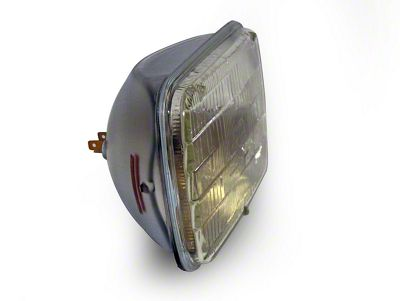 Omix-ADA Halogen Headlight (87-95 Jeep Wrangler YJ)