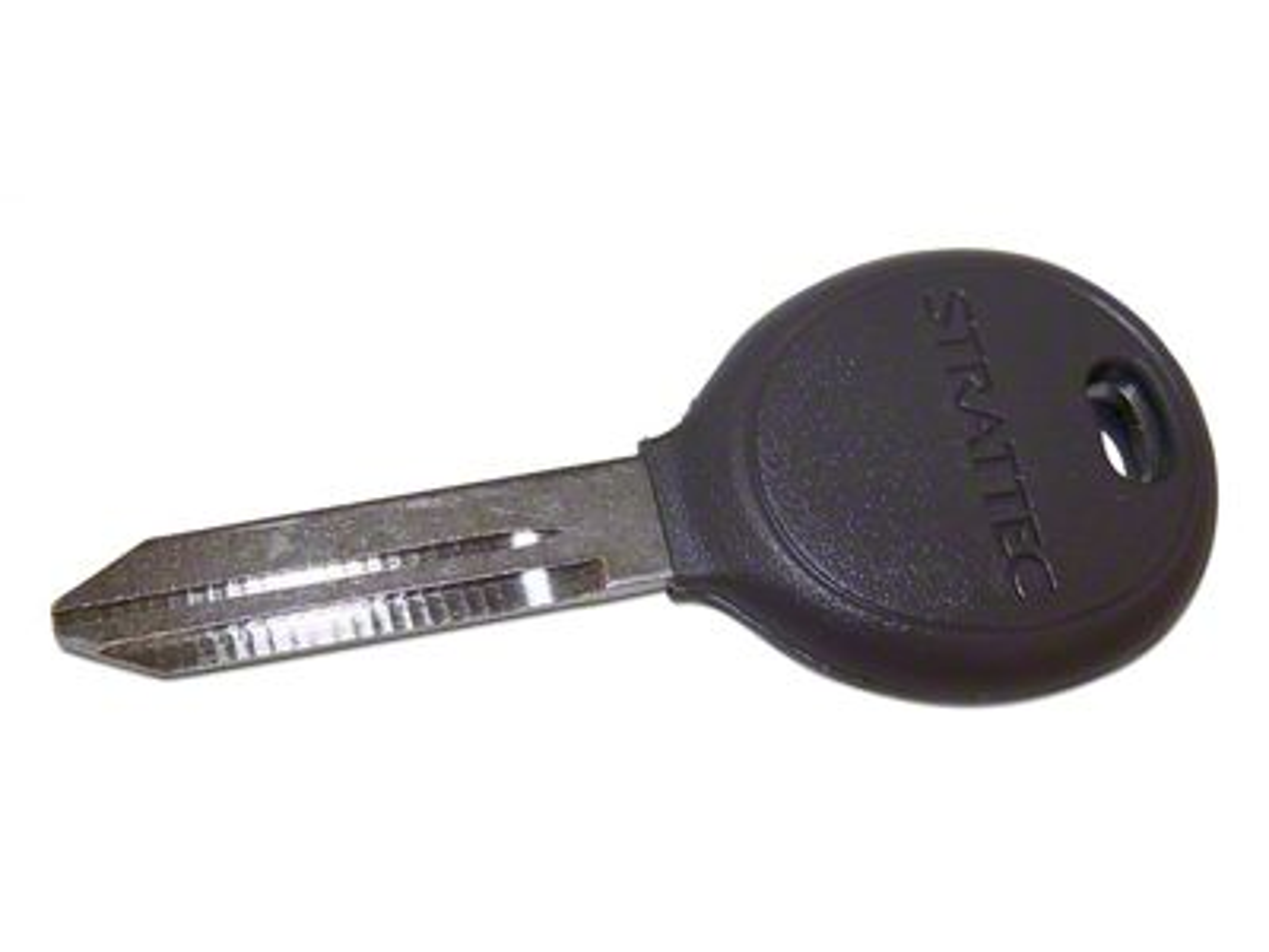 Crown Automotive Key Blank (98-18 Jeep Wrangler TJ & JK)