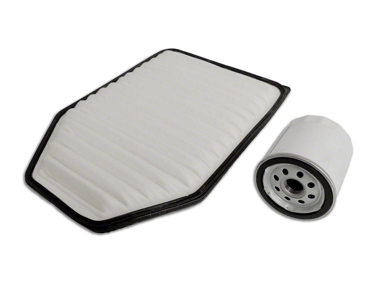 Omix-ADA Master Filter Kit (07-11 3.8L Jeep Wrangler JK)