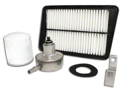 Crown Automotive Master Filter Kit (03-04 2.4L Jeep Wrangler TJ)