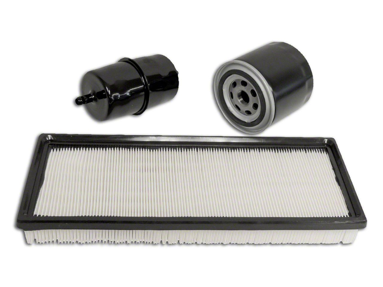 Crown Automotive Master Filter Kit (91-95 2.5L or 4.0L Jeep Wrangler YJ)