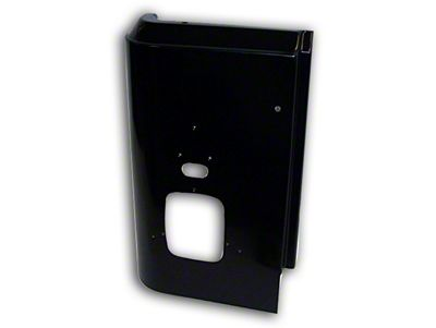 Crown Automotive Rear Corner Panel - Driver Side (87-95 Jeep Wrangler YJ)