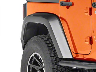 Omix-ADA Rear Right Fender Liner (07-18 Jeep Wrangler JK)