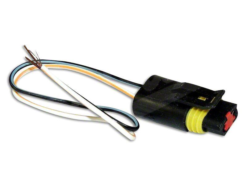 Crown Automotive Speed Sensor Connector (1997 Jeep Wrangler TJ)