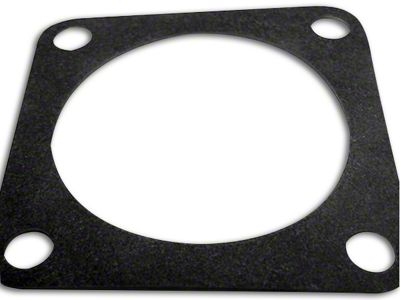 Crown Automotive Throttle Body Gasket (91-06 2.5L or 4.0L Jeep Wrangler YJ & TJ)