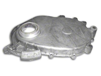 Timing Cover (93-02 2.5L or 4.0L Jeep Wrangler YJ & TJ)