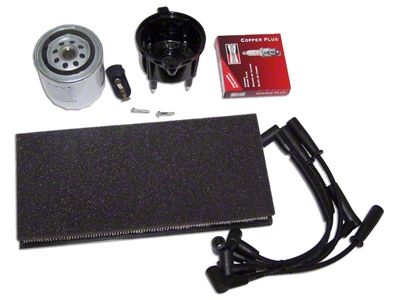 Omix-ADA Tune Up Kit (99-02 2.5L Jeep Wrangler TJ)