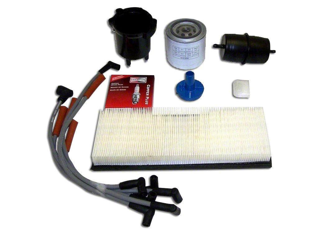 Omix-ADA Tune Up Kit (87-90 2.5L Jeep Wrangler YJ)
