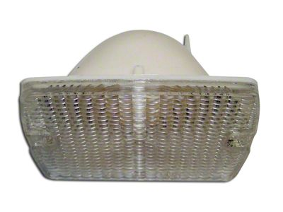 RT Off-Road Parking Light - Clear (87-93 Jeep Wrangler YJ)