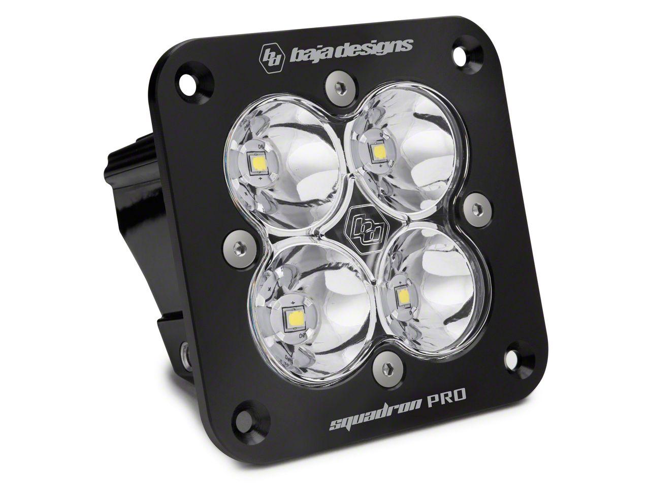 Baja Designs Squadron Pro Flush Mount LED Light - Spot