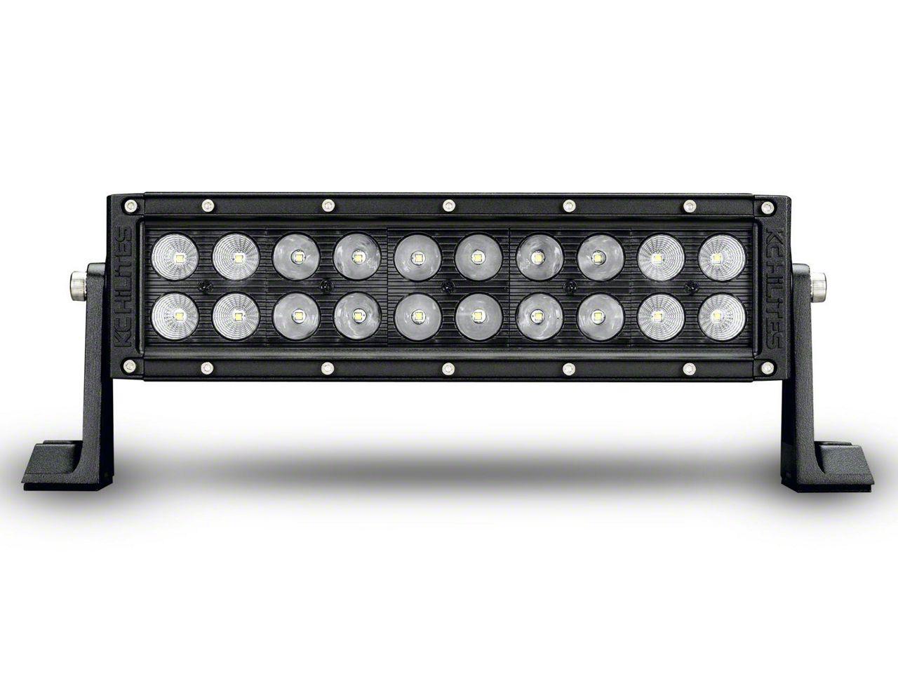 KC HiLiTES 10 in C-Series C10 LED Light Bar - Combo Beam