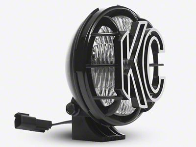 KC HiLiTES 5 in. Apollo Pro Halogen Light - Fog Beam