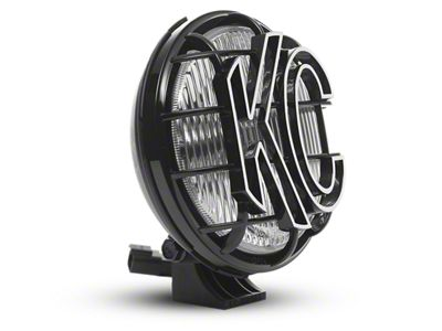 KC HiLiTES 6 in. Apollo Pro Halogen Light - Fog Beam - Single